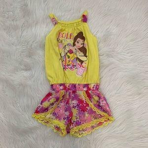Disney princess romper for toddlers girls